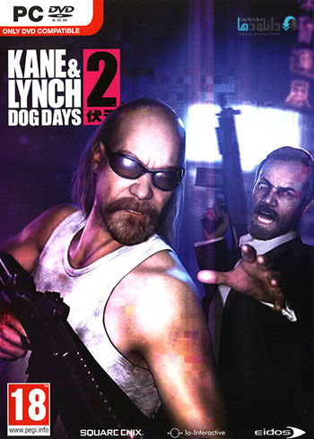 Kane and Lynch 2 Dog Days Complete pc cover دانلود بازی Kane and Lynch 2 Dog Days Complete برای PC